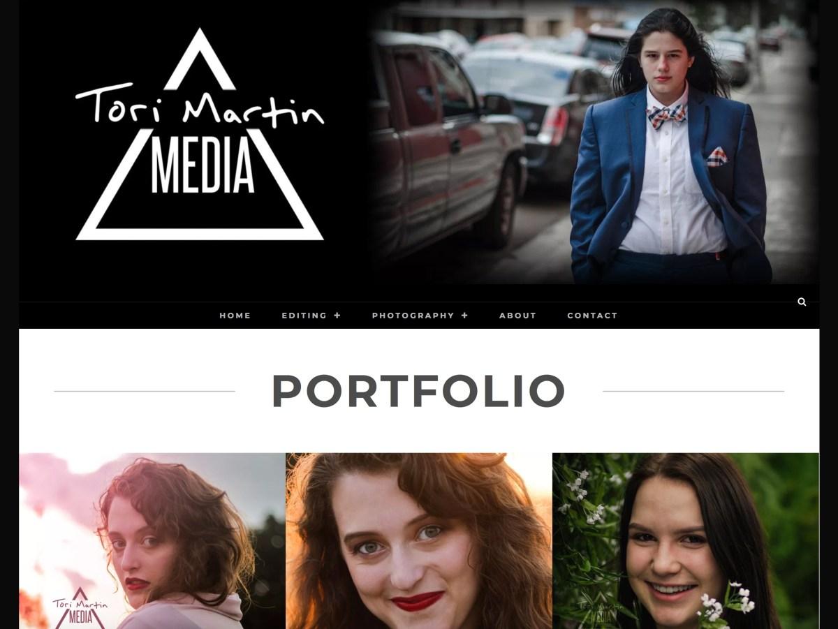Tori Martin Media - Photo Portfolio