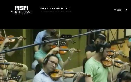Michael Shane Music