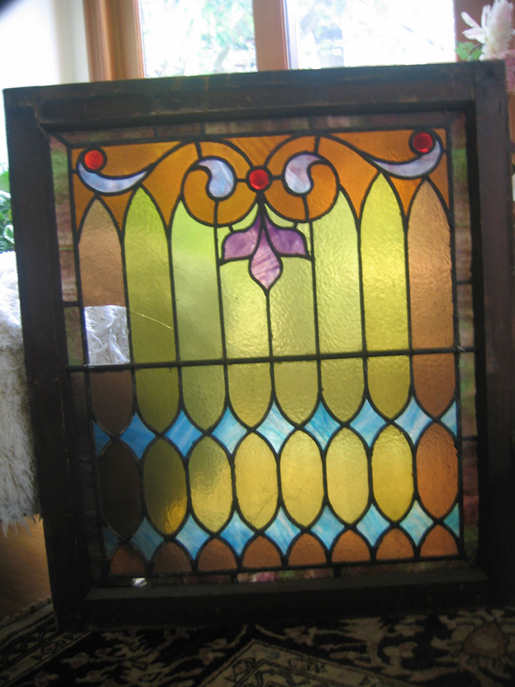 Victorian Stained Glass Windows Sublime Delights