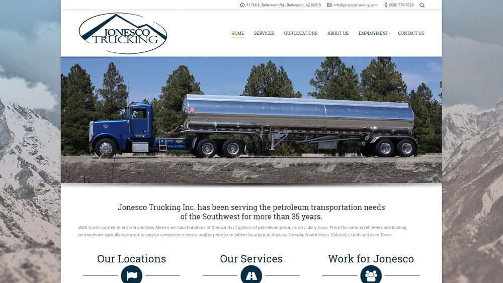 Jonesco Trucking