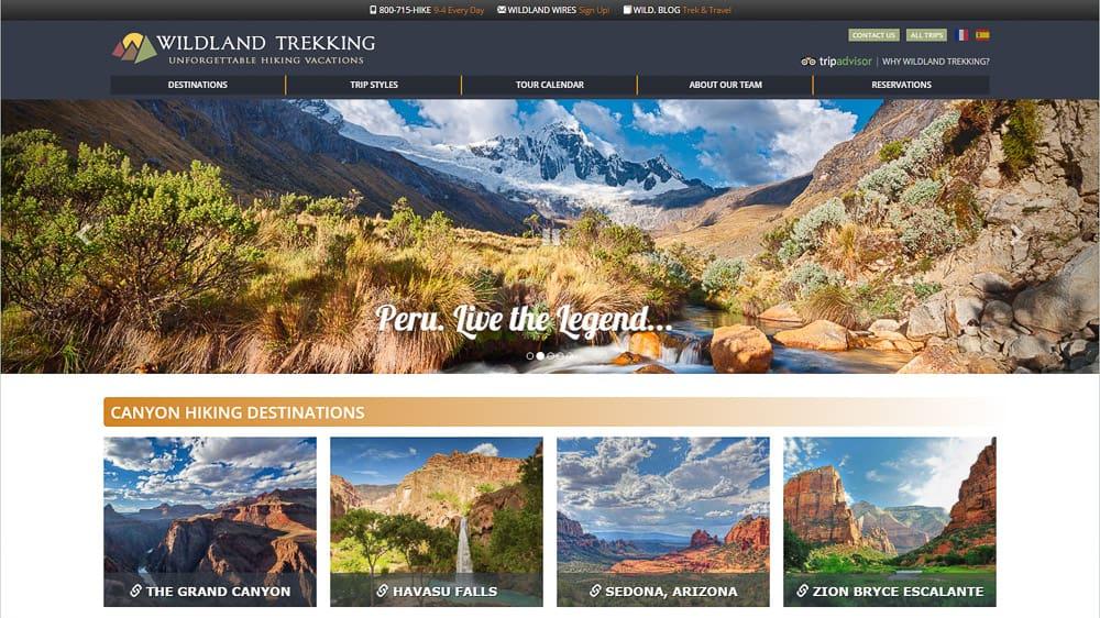 Wildland Trekking
