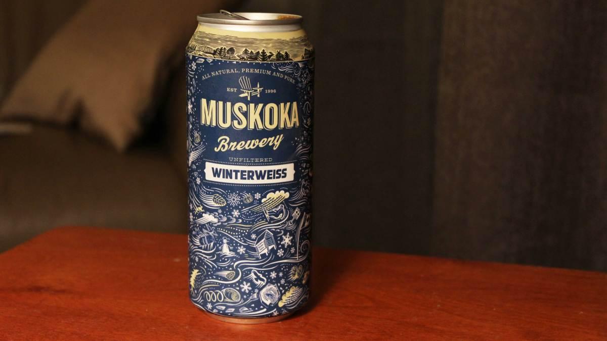 Muskoka's Winterweiss Will Warm You Up