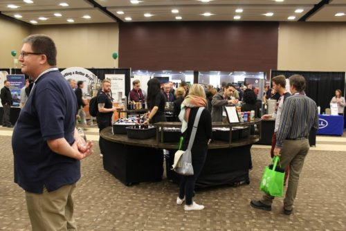 Ontario Craft Brewers Conference Marketplace