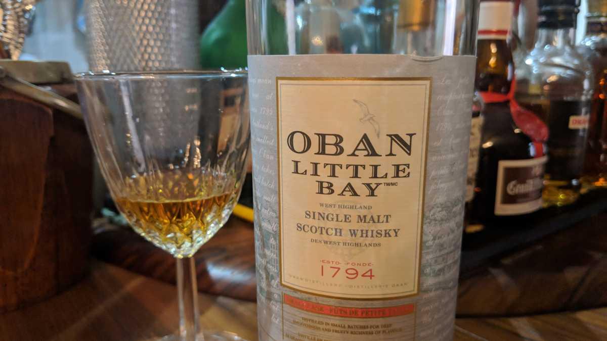 Oban Little Bay Scotch is More than a Little Good