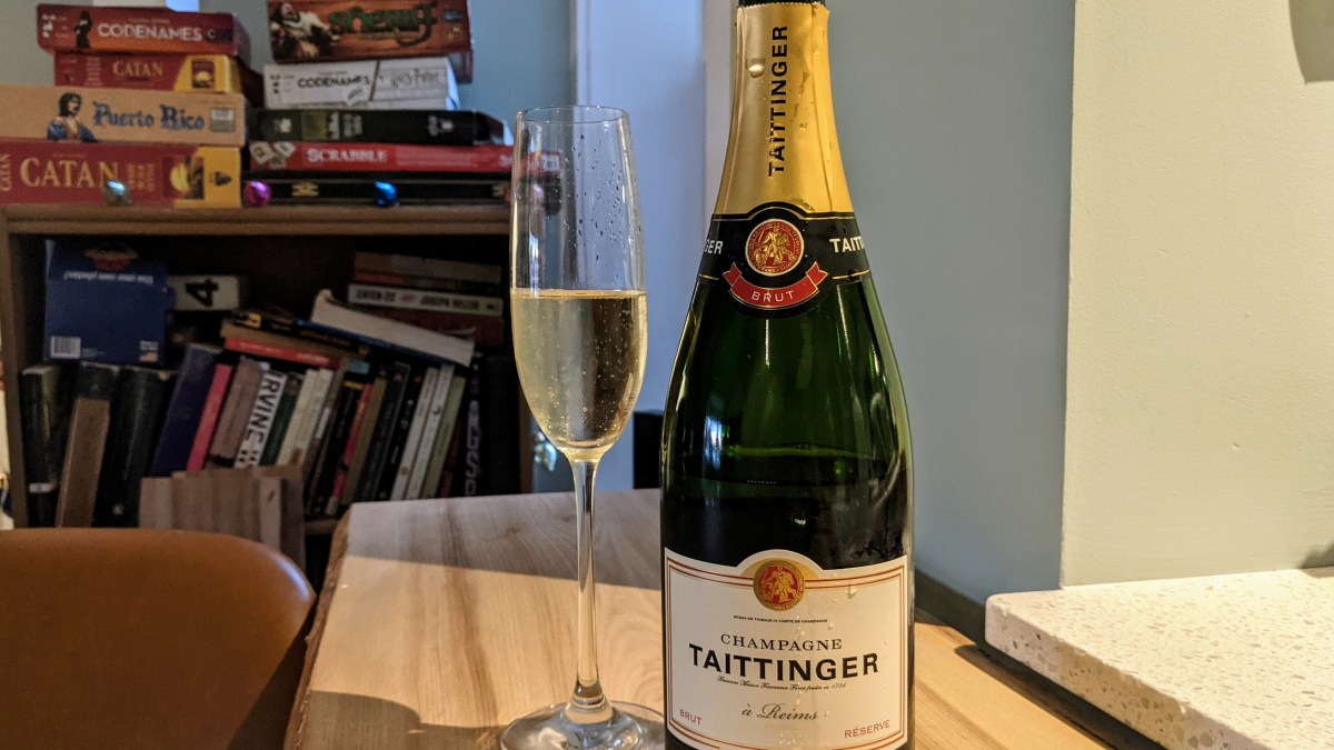 Taittinger is a Tasty, Entry-Level Champagne