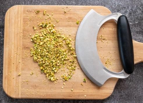Chopped Pistachios