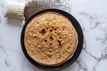 Chia Chapati