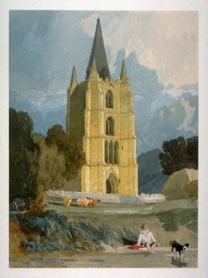 John Sell Cotman (1782 – 1842) Tower of Tilney All Saints Church, Norfolk, c.1809 Pencil and watercolour on paper, 281 x 210 mm USA, San Francisco Fine Art Museums, 1977.2.11; Museum purchase, Elizabeth Ebert and Arthur W. Barney Fund Image courtesy of San Francisco Fine Art Museums To view this work in San Francisco Fine Art Museums' own online catalogue click on the following link then use your browser's 'back' button to return to this page: https://art.famsf.org/john-sell-cotman/tilney-all-saints-church-near-kings-lynn-norfolk-1977211