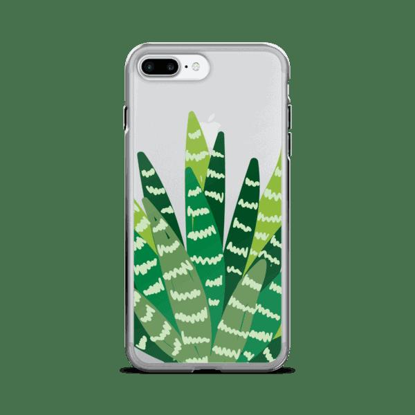 Sanseveria Stalks iPhone 7/7 Plus Case