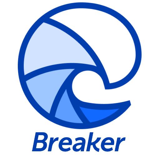 Sublime True Crime podcast on Breaker podcasts Breakerlogo