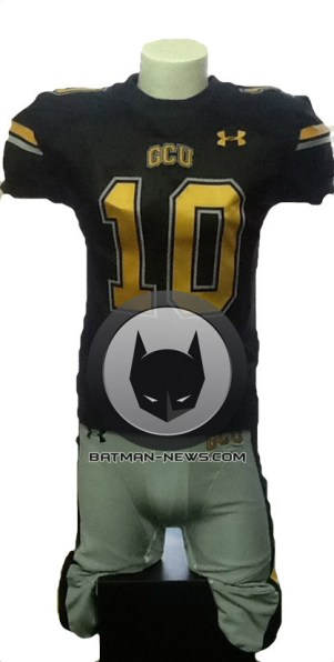 Gotham University Jersey