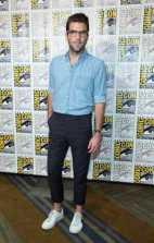 Zachary Quinto (Agent 47)