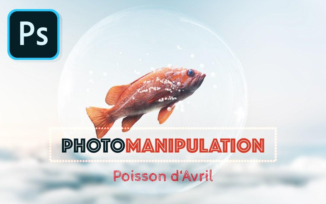 tutoriel de photomanipulation facile