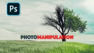 Tutoriel de photomanipulation sur photoshop