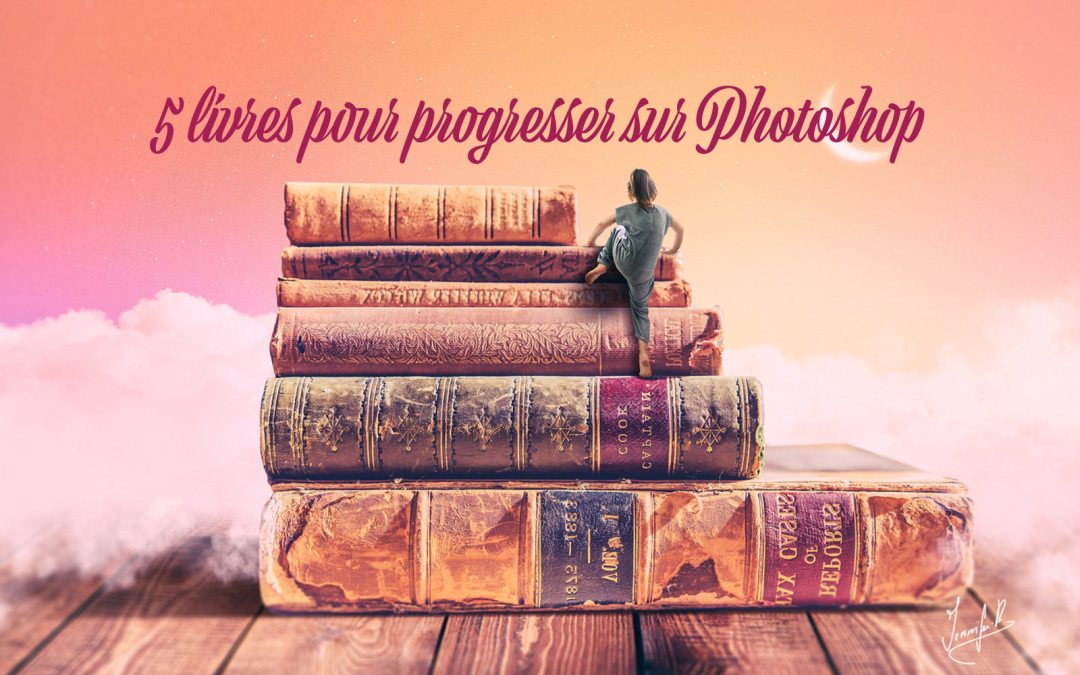 ( livres pour apprendre photoshop
