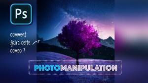 tutoriel de photomanipulation photoshop en français