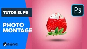 Tutoriel de photomanipulation autour de la fraise