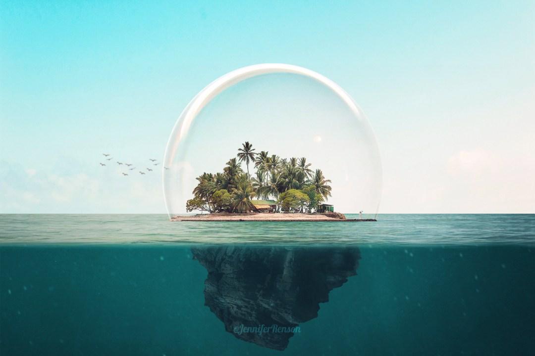 underwater photomanipulation