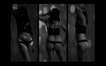 Lap Dance - triptych of erotic dance
