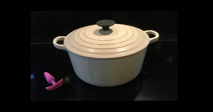 Challenges of a D/s marriage Bolognaise and a Butt Plug