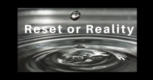 Reset or reality