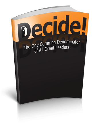 Book: Decide - EOS The Entrepreneurial Operating System