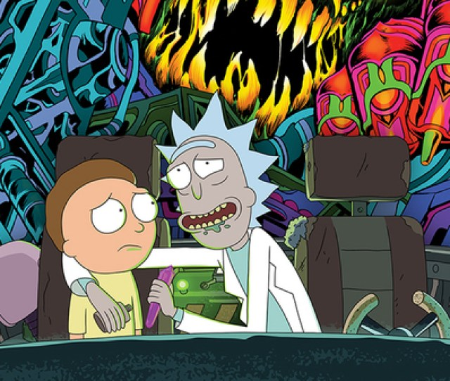Rick And Morty Gets Expansive Soundtrack Adult Swim And Sub Pop To Release Double Album On September 28th With Deluxe Box Set To Follow