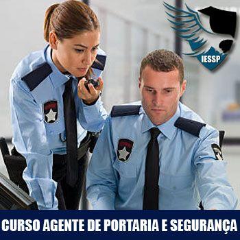 Curso Agente de Portaria e Guarda Patrimonial