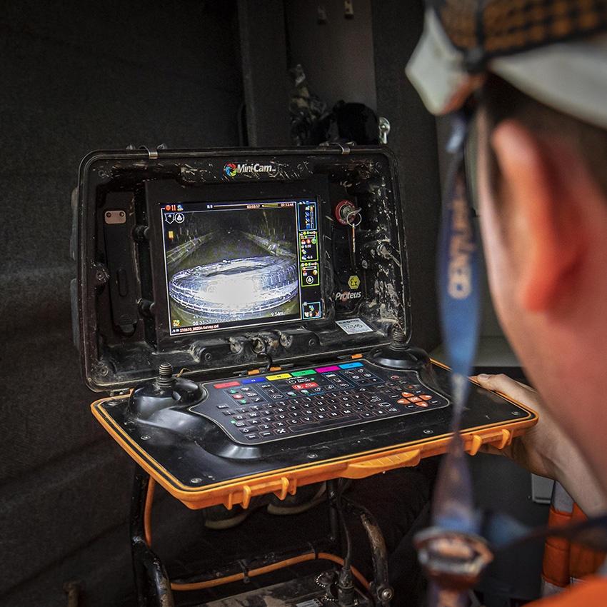 CCTV VIvax Camera Footage