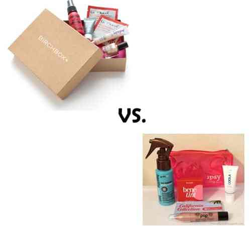 Birchbox vs Ipsy – Which Should You Pick and Why?