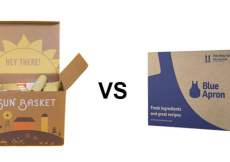 Sun Basket vs. Blue Apron: Two Meal Service Delivery Options to Love