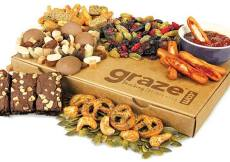 Graze Box Review: Healthy Snacks at Your Door!