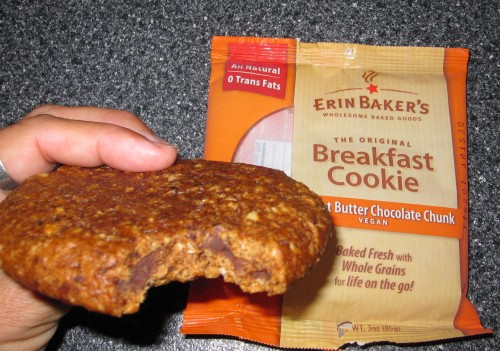 erin breakfast cookie