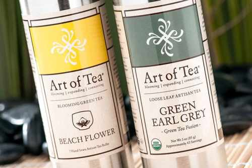 art of tea choices