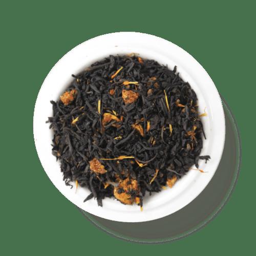 black tea fruit stand