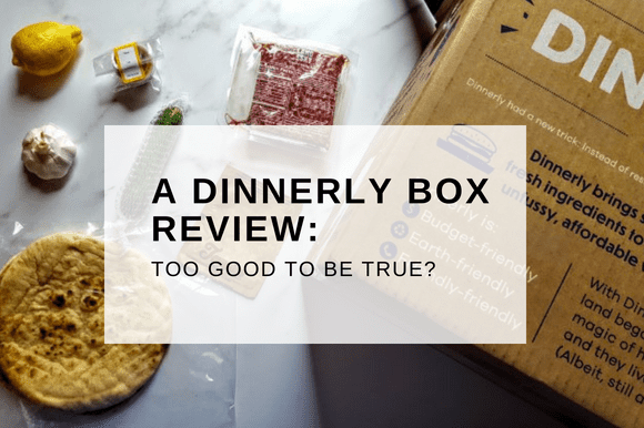 A DINNERLY BOX REVIEW TOO GOOD TO BE TRUE?