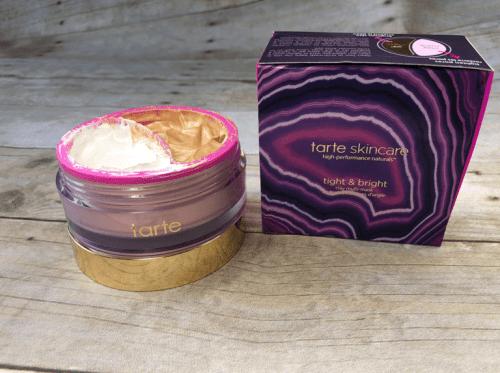 popsugar tarte skincare