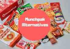 Munchpak Alternatives