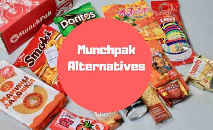 Munchpak Alternatives