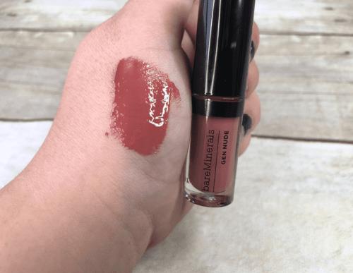bare minerals lipstic