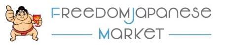 freedom japanese market logo