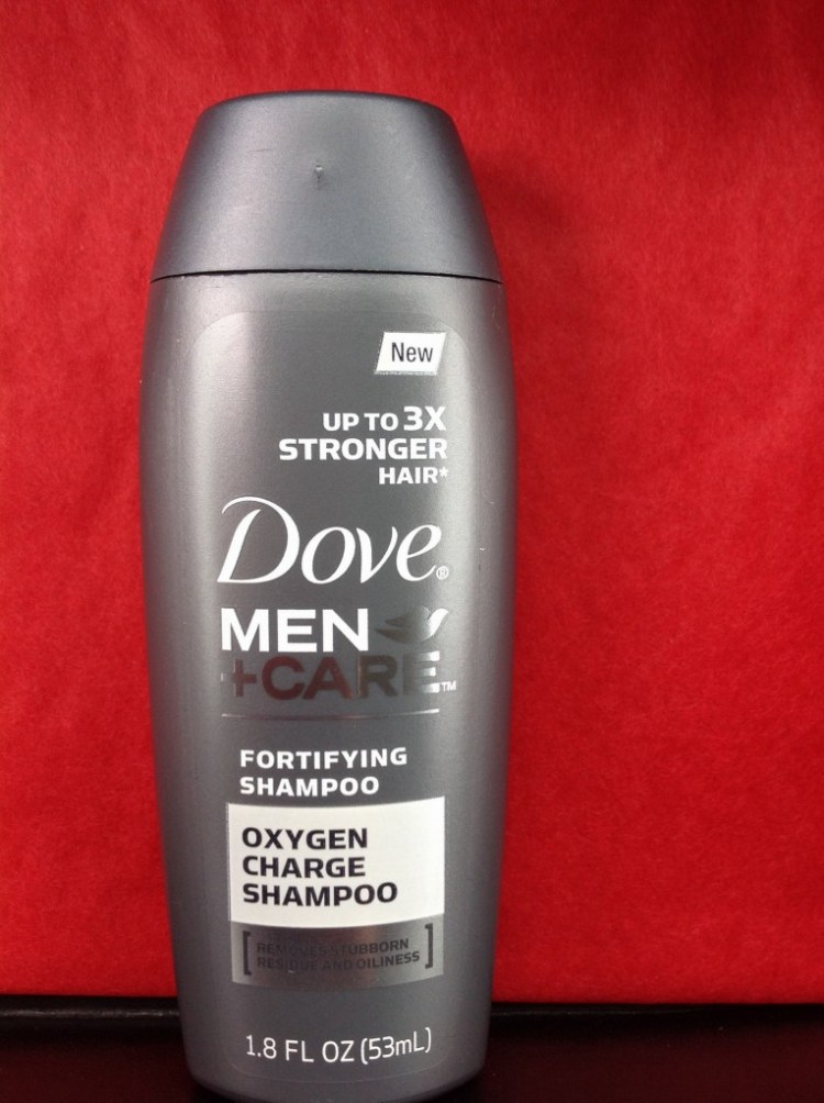 Dove Men + Care - Oxygen Charge Shampoo