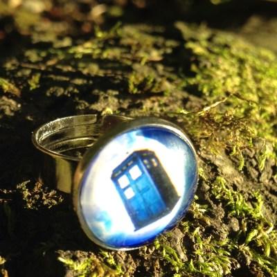 tardis doctor who ring