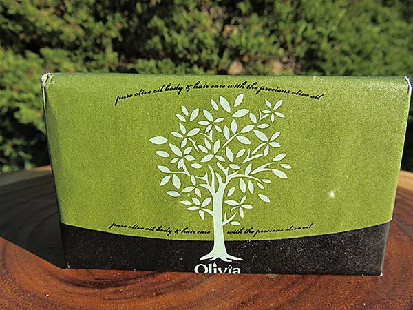 Olivia Natural Bar Soap