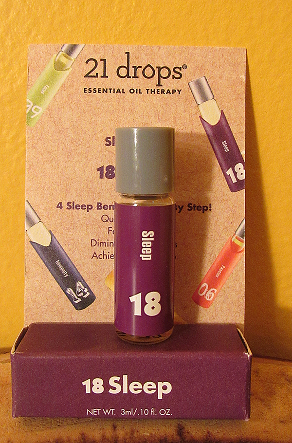 """21 Drops """"Sleep"""" Esential Oil Blend"""