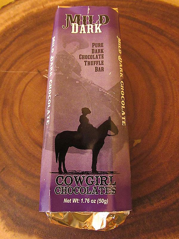 CowGirl Chcoalte