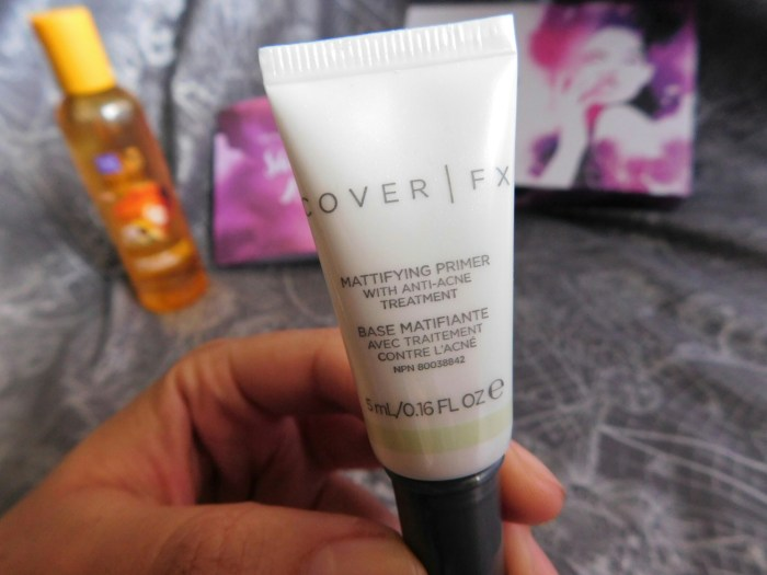 Mattifying Primer with Anti-Acne Treatment by CoverFX