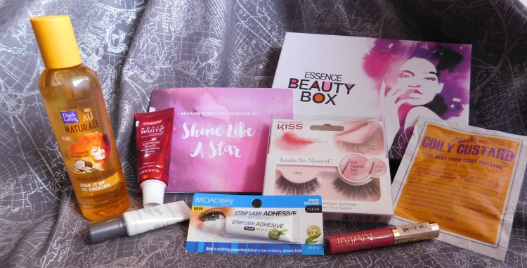 essence beautybox february 2016