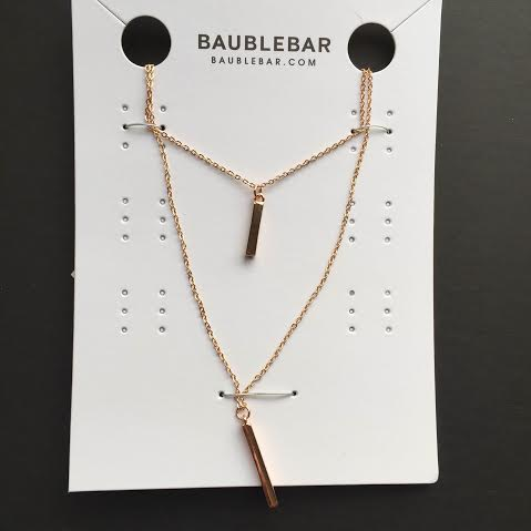 When One Thing Leads To Another: Baublebar Order Unboxing