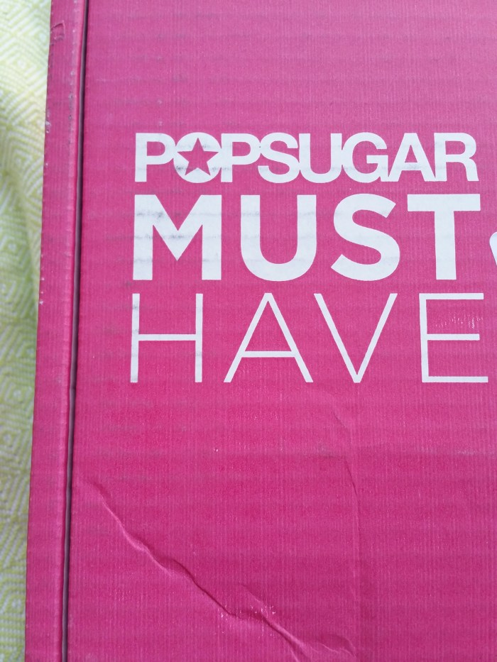 Popsugar Must Have All Star Box